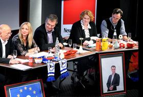Bild: 3. Bielefelder Hateslam - Redakteure inszenieren die fiesesten Leserbriefe