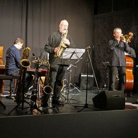 Bild: Jazz in der Volksbühne - mit dem Luna Jazz Quartett