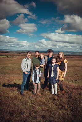 Bild: Angelo Kelly & Family - Irish Summer Tour 2018