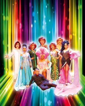 Zauber der Travestie - das Original - ...die schräg schrille andere Show ...