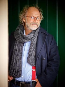 Ostfriesenfluch - Lesung mit Klaus-Peter Wolf - Lesung anläßlich des Bücherfrühlings 2018