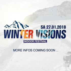Bild: Winter Visions Festival 2018 - Techno Edition