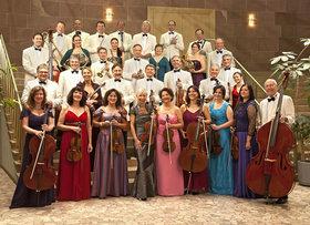 Bild: Neujahrskonzert Herborn - mit dem Johann-Strauß-Orchester Frankfurt
