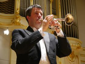 Bild: Musikalischer Sommer: Konzert für Trompete, Violine und Orgel