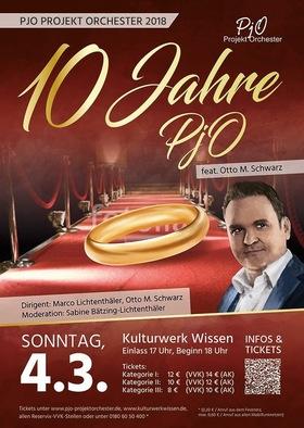 Bild: 10 Jahre PJO Projektorchester - feat. Otto M. Schwarz