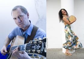 Bild: `Marcia Bittencourt & Michael Arlt Trio´ ( BRAZIL / D )