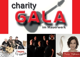 Bild: Charity-Gala 2018 - mit 4 more Friends & Gästen