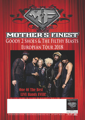 Bild: Mothers Finest