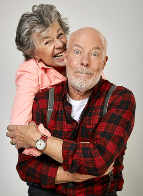 Bild: MARGIE KINSKY & BILL MOCKRIDGE - Hurra, wir lieben noch!