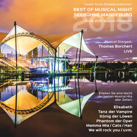 Bild: Best of Musical Night 2018 - mit Musical Stargast: Thomas Borchert LIVE