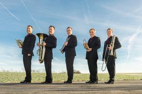 Bild: Classic Brass & Matthias Eisenberg - mit Matthias Eisenberg  (Orgel)