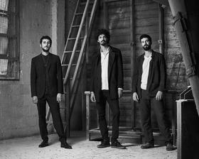 Bild: JazzNacht Zollverein - Shalosh / Jeff Cascaro / Bassmati