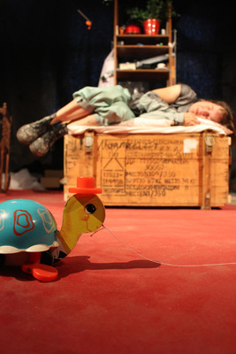 Bild: Guten Abend, gut Nacht - Theater Maren Kaun wird 18 - Theaterhaus G7