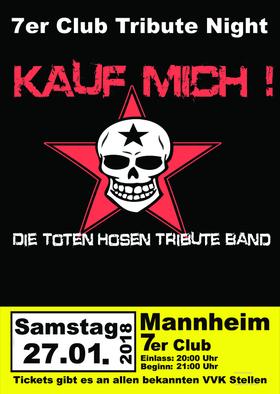 Bild: Kauf Mich! - Die Toten Hosen Tribute