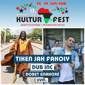 Bild: Afrikanisches Kulturfest Rebstockpark - Dauerkarte 22.06-24.06.2018