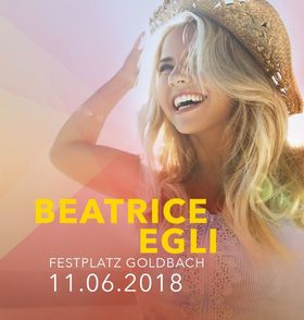 Bild: Goldbach 800 - VIP Zusatzticket - Beatrice Egli