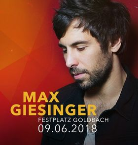 Bild: Goldbach 800 - Max Giesinger