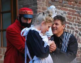Bild: Das Spiel von Liebe und Zufall - Kostümkomödie in der Burg Brüggen