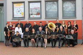 Bild: NeujahrsTango mit dem Gran Orquesta de Tango Carambolage