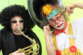 Bild: Kindermitmachkonzert mit Clown Lulu und Black Mamba