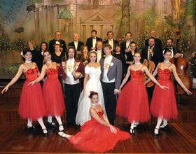 Bild: Die Mitglieder des Gala Sinfonie Orchester Prag präsentieren: Die große Johann Strauß Gala - mit unsterblichen Arien und Duetten der Strauß Familie