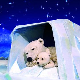 Bild: marotte Figurentheater - Der kleine Eisbär