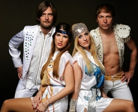 Bild: SWEDE SENSATION - The Abba Tribute Show
