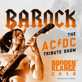 Bild: Boddenklänge 2018 - Barock – The AC/DC Tribute Show