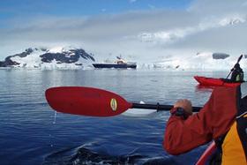 Bild: Norbert Auste - Multivisions-Reise in die Antarktis