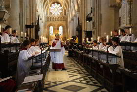 Bild: Christ Church Cathedral Choir