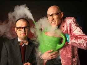 Bild: Physikanten - die Comedy Wissenschaftsshow