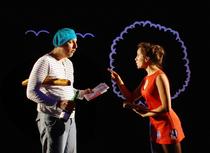 Bild: Grenzen - Los - Velvets Theater