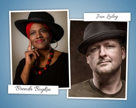 Bild: Brenda Boykin & das Jan Luley Trio - From Ellington to Elvis - Best of Swing, Blues & Gospel