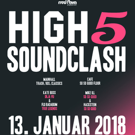 Bild: High5 Soundclash - Winteredition