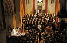Bild: Advents- und Weihnachtskonzert - Kirchengemeinde St. Georgen Waren (Müritz)