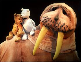 Bild: Figurentheater Ute Kahmann zeigt: