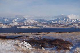 Bild: Bikerafting in Sibirien - mit Fahrrad und Schlauchboot durch den Sajan und Altai