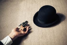 Bild: Lesung - Ein toter Mann ist schwerer...