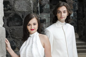Bild: Duo Kolodochka: Piano-Recital an zwei Flügeln