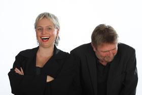 Bild: Das Rücklicht ist kein Morgenrot - Kabarett im Kino mit Ellen Schaller und Gerd Ulbricht