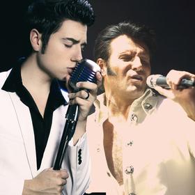 Bild: Elvis – The Multimedia Experience - mit Steven Pitman und Kevin Löhr & Special Guest Cheyenne Janas