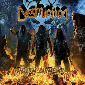 Bild: Destruction - Thrash Anthems LIVE - special guest: Final Breath + Hell Patröl