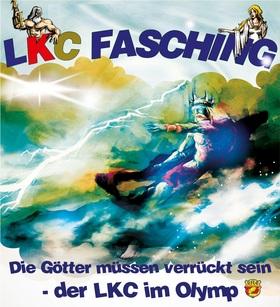 """Bild: LKC FASCHING - """"Die Götter müssen verrückt sein, der LKC im Olymp"""""""