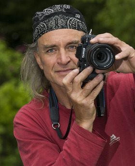 Bild: Bergsteigervortrag mit Heinz Zak