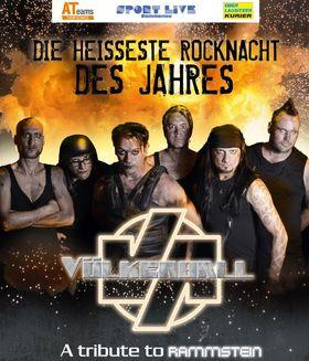 Bild: Völkerball - A Tribute to Rammstein - präsentiert von ATeams und Sportlive Rammenau