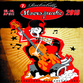 Bild: 7. Rockabilly Moersquake - Festivalkarte Freitag & Samstag