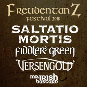 Bild: Freudentanz Festival - Saltatio Mortis, Fiddler's Green, Versengold & Mr. Irish Bastard