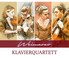 Bild: Weimarer Klavierquartett Plus Eins
