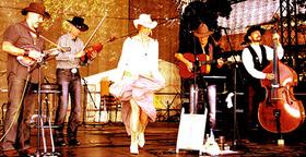 Bild: Dapper Dan Men - Bluegrass- und Countrymusik