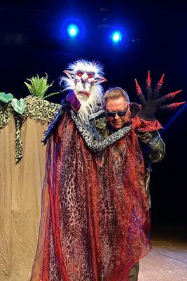 Bild: The Stuffed Puppet Theatre zeigt: